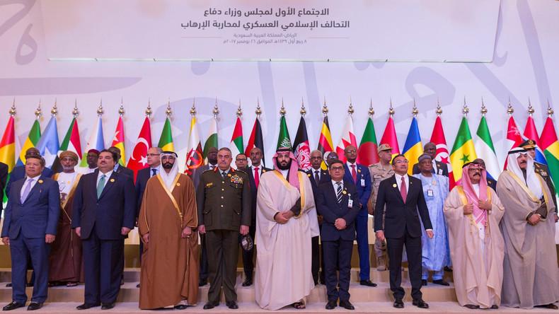 Muslimische Staaten gründen Allianz gegen internationalen Terrorismus