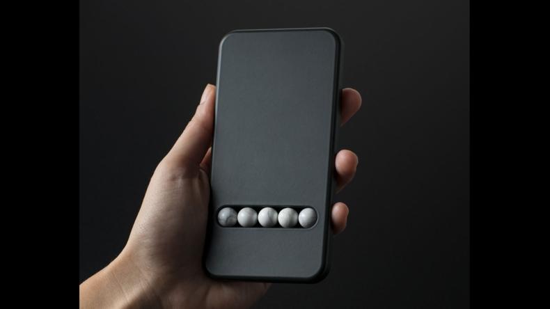 Droge des 21. Jahrhunderts: Wiener Designer präsentiert Smartphone-Ersatz für Handysüchtige