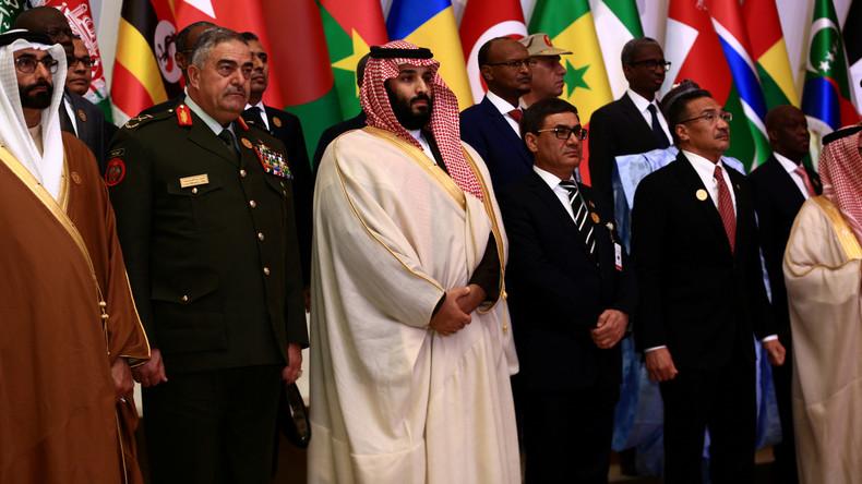 """Saudi-geführte """"Islamische NATO"""" erklärt Terrorismus den totalen Krieg - und meint damit Iran"""