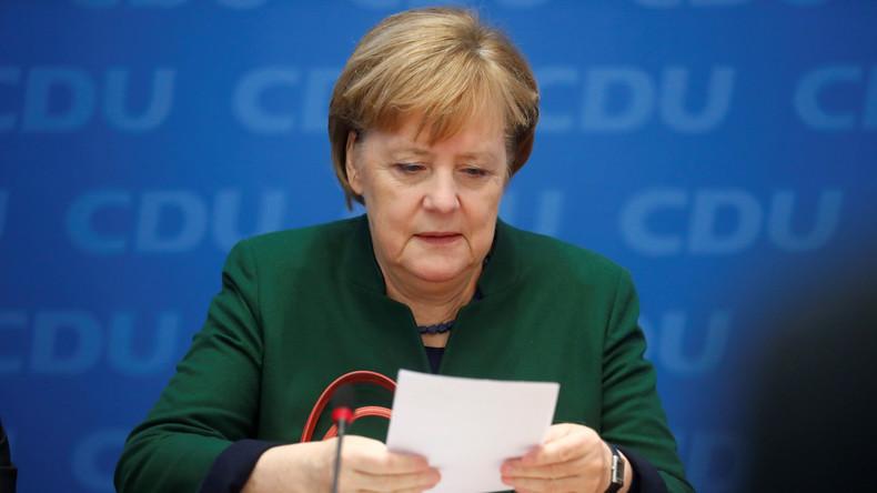LIVE: Zukunft der Bundesregierung - CDU gibt Pressekonferenz in Berlin
