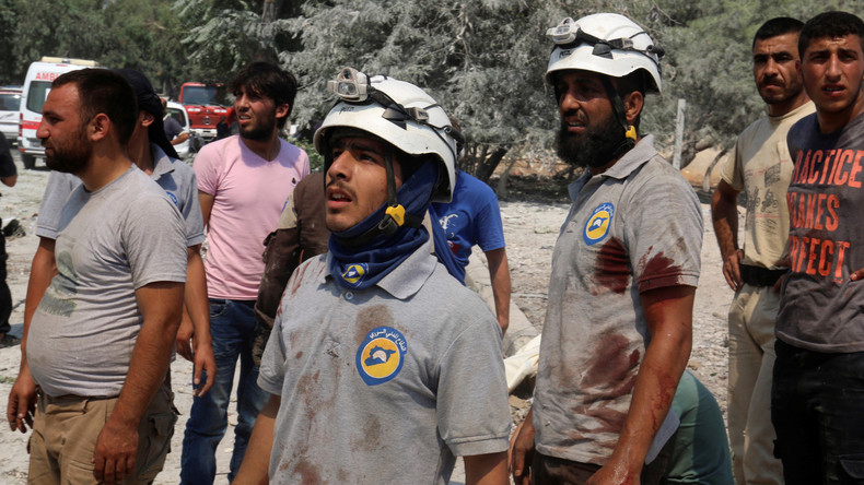 Reporter ohne Grenzen wollen kritische Pressekonferenz in Genf über syrische Weißhelme verhindern