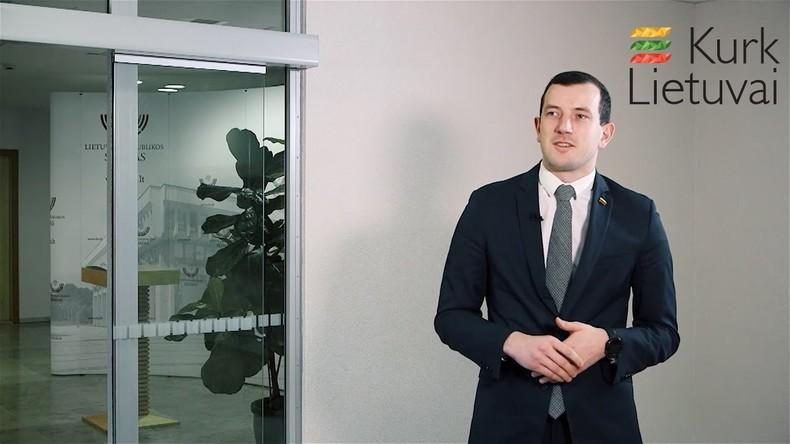 27-Jähriger zu neuem Wirtschaftsminister Litauens ernannt