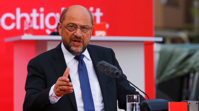 LIVE ab 14.30 Uhr: Wie geht es weiter mit der SPD? - Martin Schulz hält Pressekonferenz in Berlin