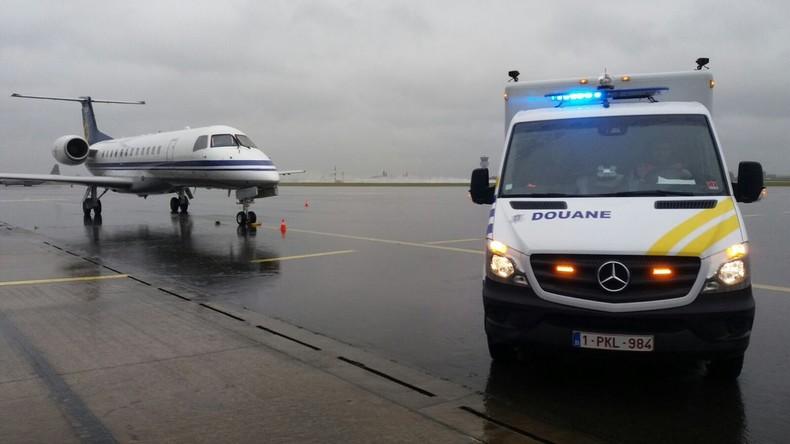Keine Chance für Schwarzhändler: Brüsseler Flughafen stellt neuen Schmuggel-Scanner vor