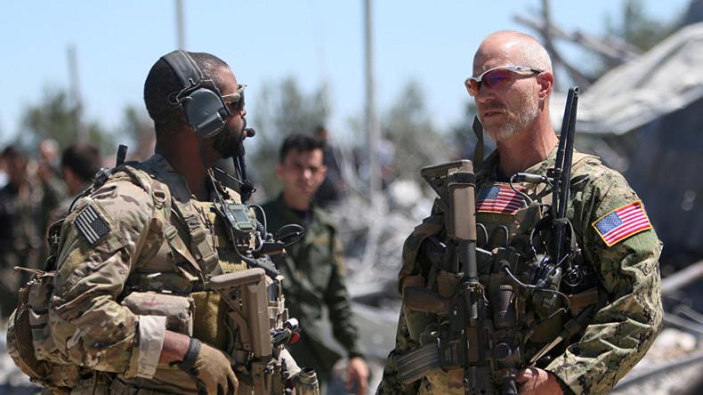 Leak von US-Verbündeten in Syrien: US-Koalition hat 4.000 Soldaten am Boden - Auch Deutschland dabei
