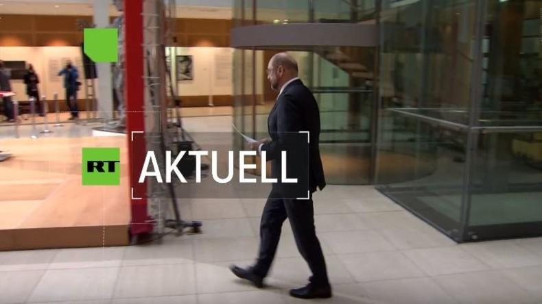 Umfaller des Tages: SPD - Mit Riesenschritten in die GroKo