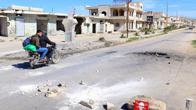 """""""Glatte Propagandalüge"""": Programmbeschwerde gegen Berichterstattung über Giftgasanschlag in Syrien"""