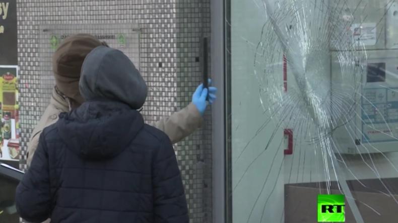Warschau: Unbekannte schlagen Fenster von muslimischem Kulturzentrum ein