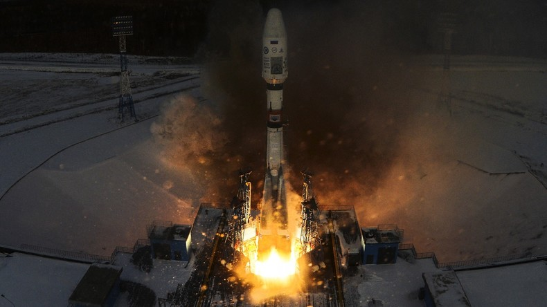 Roskosmos: Sojus-Rakete erfolgreich gestartet, aber kein Kontakt zu Satelliten