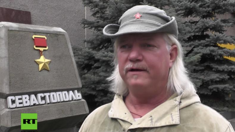 """Täglich beschießen uns rechtsextreme Bataillone"": US-Amerikaner kämpft als Freiwilliger im Donbass"