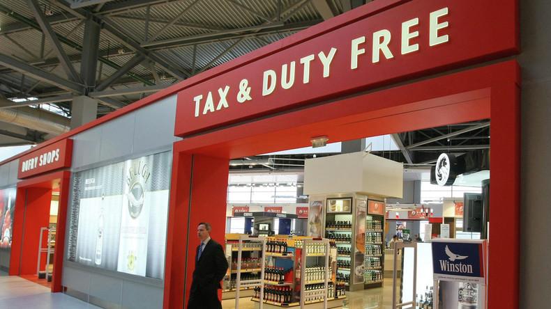 Russland führt Mehrwertsteuer-Rückvergütung für Touristen ein