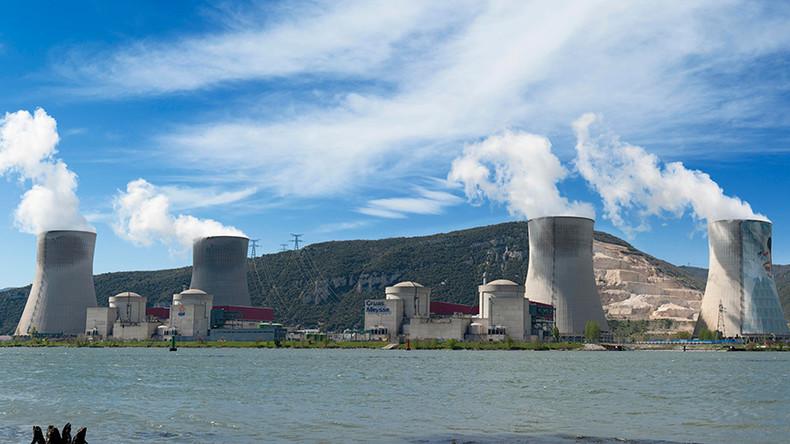 Zutritt ohne Hindernisse: Französische Kernkraftwerke bestehen Greenpeace-Test nicht