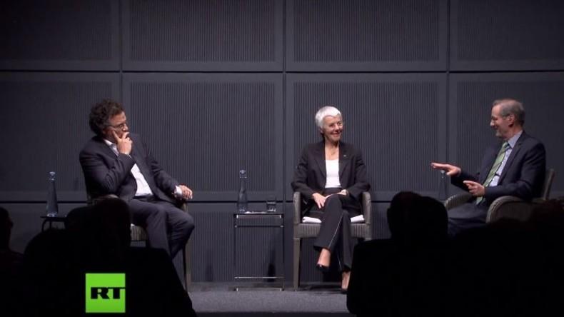 UN-Mandat für Krim und Frieden mit Russland - Talk mit Gabriele Krone-Schmalz und Matthias Platzeck