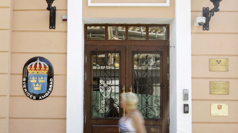 Moskau: Ausweisung schwedischer Diplomaten nach Vorwürfen angeblicher Wahlbeeinflussung in Schweden