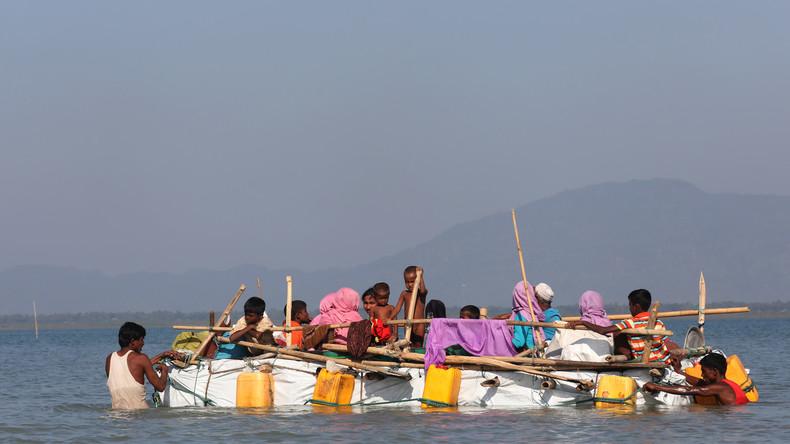 Bangladesch bewilligt Millionen zur Umsiedlung von Rohingya-Flüchtlingen auf unbewohnte Insel
