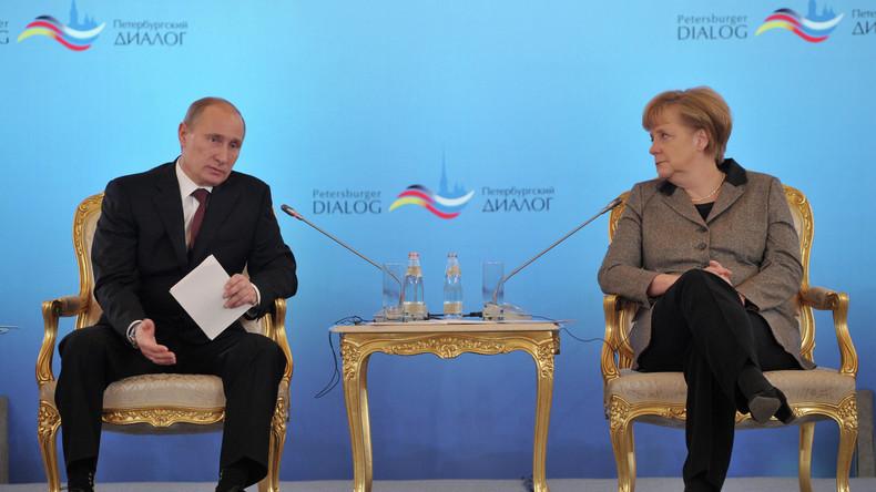 """Kalter Krieg um jeden Preis: Wie die """"ZEIT"""" das letzte deutsch-russische Dialogforum attackiert"""