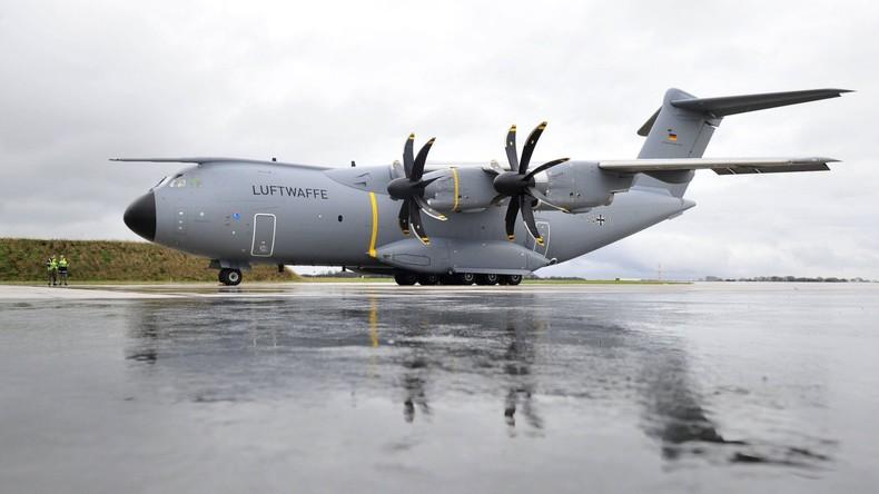 Inspekteur der Luftwaffe:  Keine der A400M-Maschinen der Bundeswehr einsatzbereit