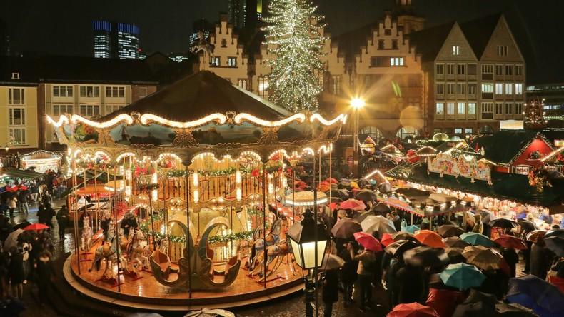 Weihnachtlicher Lichterglanz soll die Bundesrepublik 197 Millionen Euro kosten