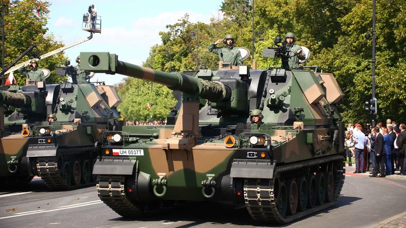 US-Außenamt genehmigt 250 Millionen schweren Waffendeal mit Polen