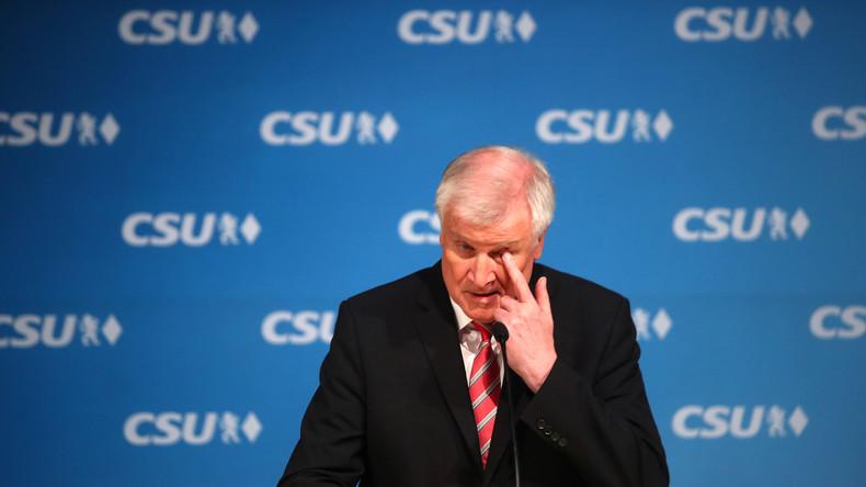 CSU-Revolte: Landtagsfraktion stellt sich auf Rückzug von Seehofer ein