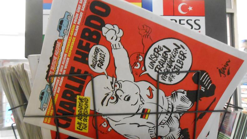 """Französisches Satiremagazin """"Charlie Hebdo"""" stellt deutsche Ausgabe ein"""