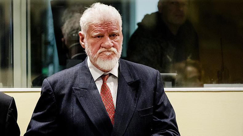 UN-Tribunal: Angeklagter soll Gift nach Urteilsverkündung genommen haben