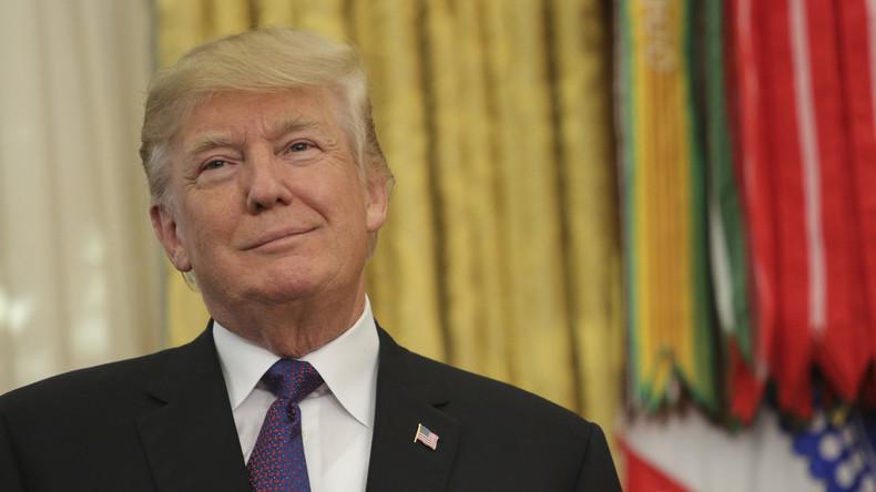 Trump verbreitet antimuslimische Inhalte auf Twitter weiter