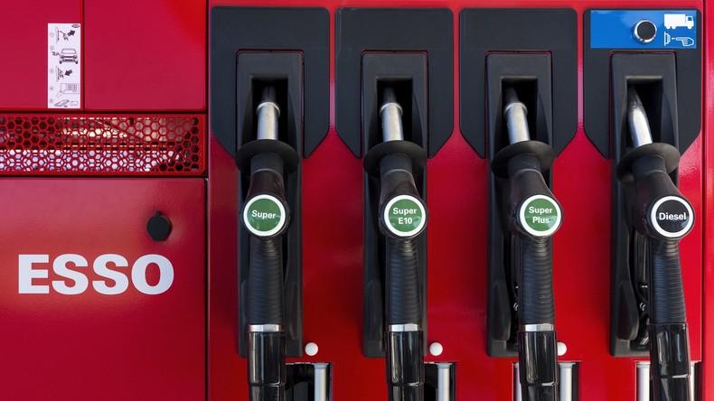 ExxonMobil verkauft Esso-Tankstellennetz in Deutschland