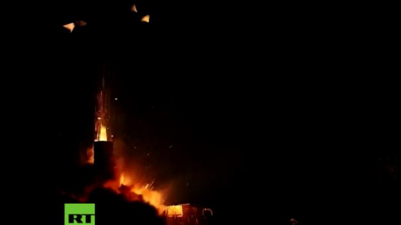 Südkorea antwortet auf nordkoreanische Interkontinentalrakete mit Abschuss drei eigener Raketen