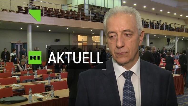 Ministerpräsident Tillich zu RT Deutsch: Sächsischer Mittelstand hat kein Verständnis für Sanktionen