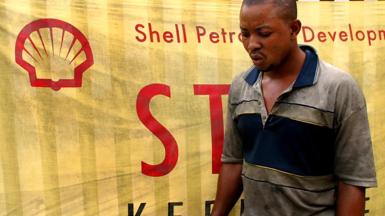 Shell beteiligte sich an schweren Menschenrechtsverletzungen in Nigeria [Video]