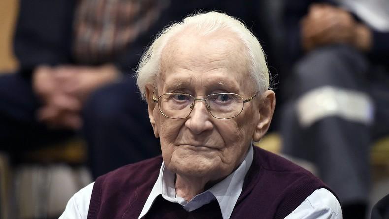 Haftfähig: Gericht lehnt Berufung des Ex-SS-Mannes Gröning ab