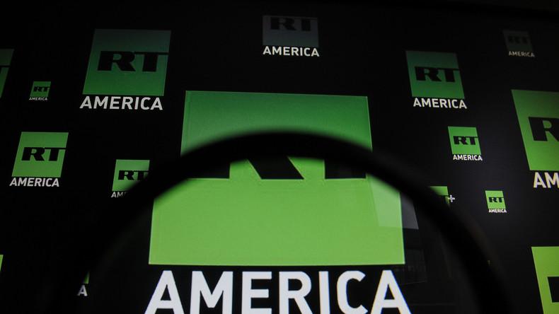 Kampf gegen RT erreicht neue Eskalationsstufe: US-Kongress entzieht RT die Presse-Akkreditierung
