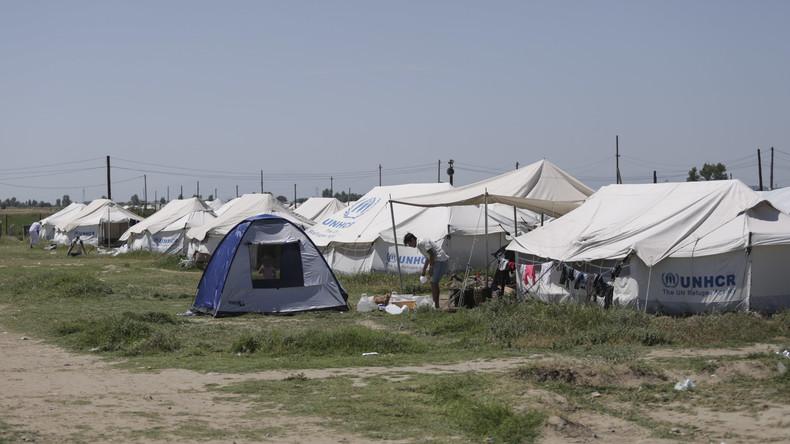 Athen versetzt Flüchtlinge aufs Festland, um Ägäisinseln zu entlasten