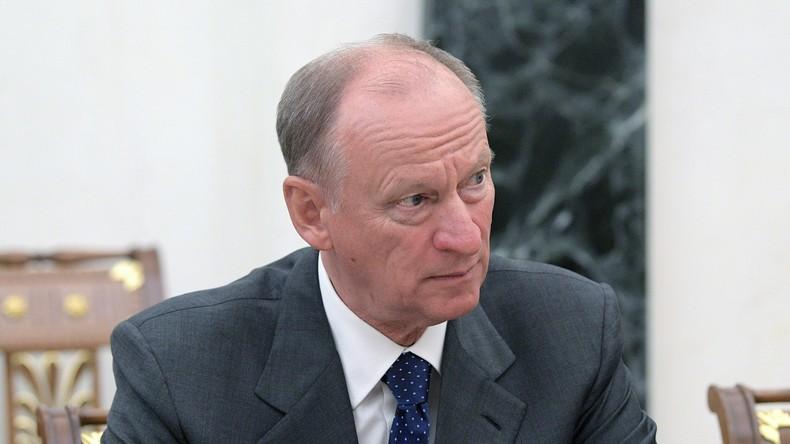 Sicherheitsratschef: Vorbereitung auf Abzug russischer Truppen aus Syrien im Gange