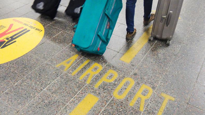 China: Älteres Ehepaar versucht, 200 Kakerlaken an Bord eines Fliegers zu schmuggeln