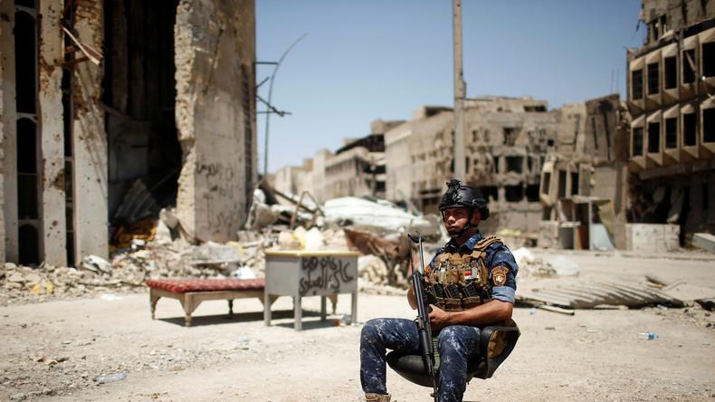 US-geführte Anti-IS-Koalition tötet in Syrien und im Irak über 800 Zivilisten