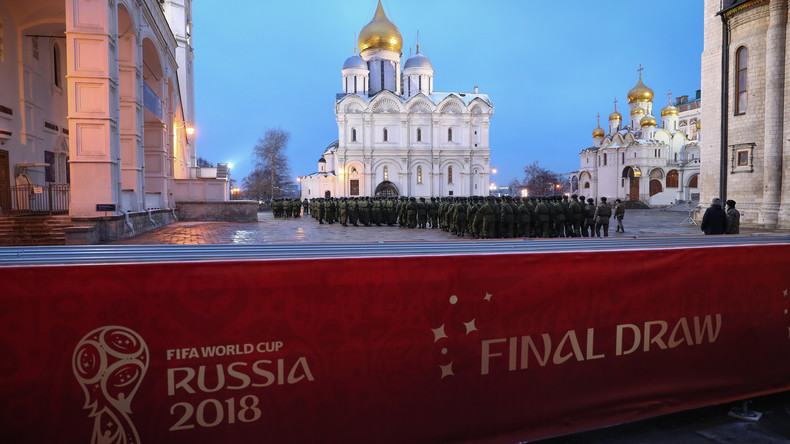 In die Russische Föderation mit FAN-ID visumfrei einreisen