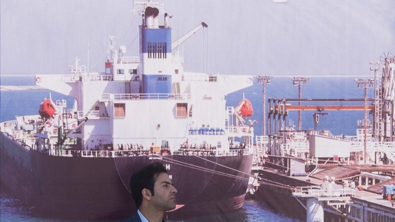 Russland kauft 5 Millionen Tonnen iranisches Erdöl ein