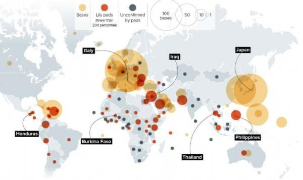 """Billionen-Grab: """"Anti-Terror-Krieg"""" kostet USA täglich mehr als 250 Millionen US-Dollar"""