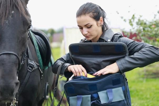 Postzustellerin mit Pferd aus Russland wird neues Gesicht von AliExpress