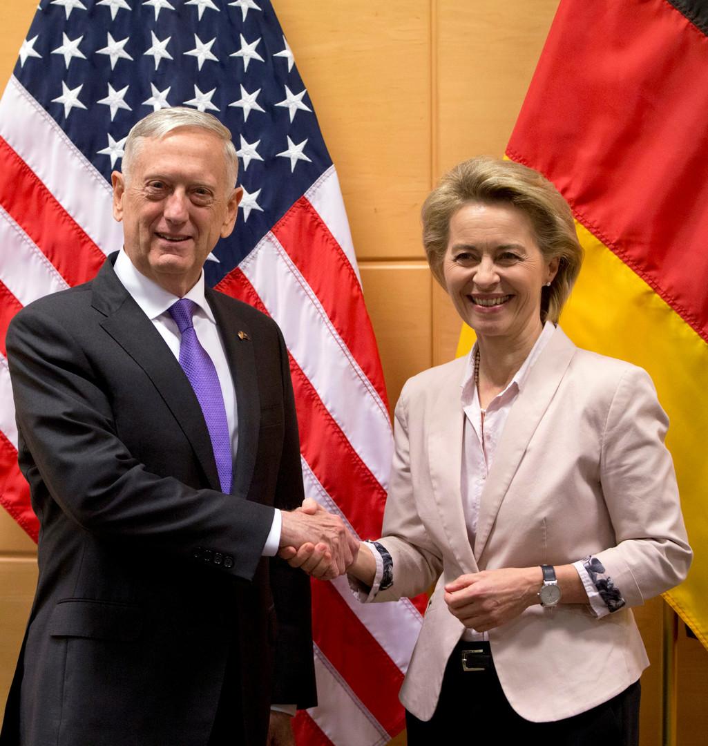 """US-Verteidigungsminister versus Völkerrecht: """"USA agieren in Syrien im Auftrag der UN"""""""