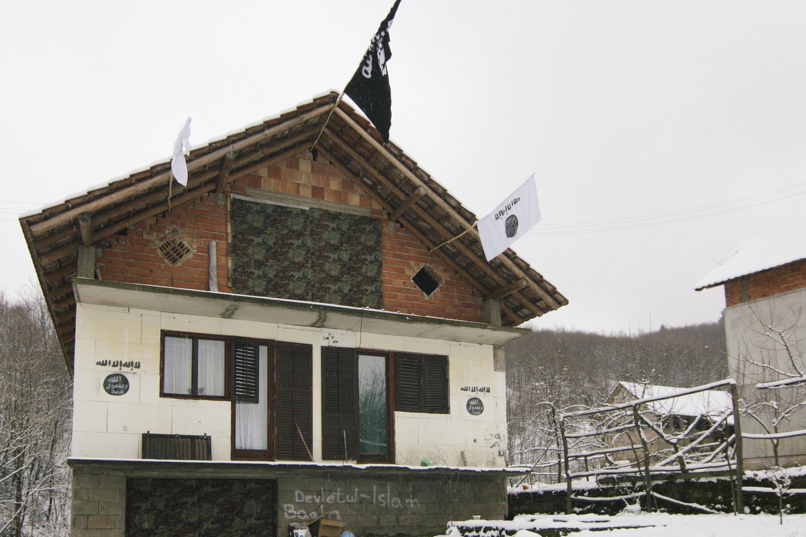 Wie der radikale Islam und eine ominöse Rolle der USA die Sicherheit am Balkan bedrohen