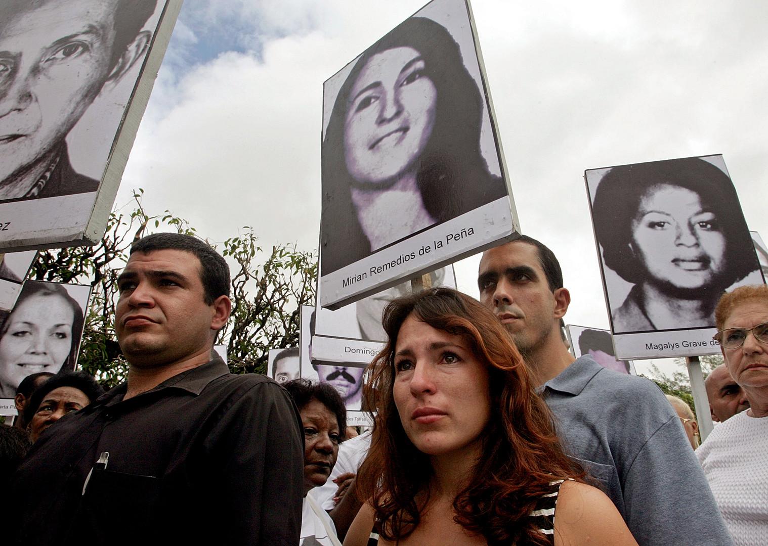 Freigegebene CIA-Akten: USA schützten 1976 Attentäter auf kubanisches Flugzeug mit 73 Toten