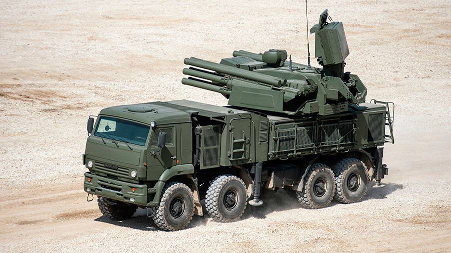 Run auf russische Verteidigungsgüter: Bereits 20 Prozent aller Exporte gehen in den arabischen Raum
