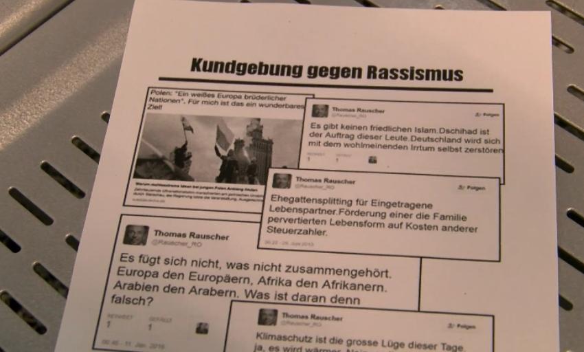 """Leipzig: Linke Studenten protestieren gegen """"homophoben und rassistischen"""" Professor"""