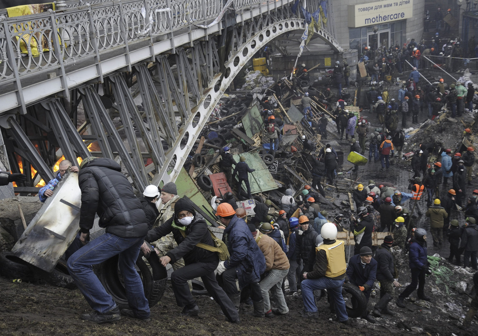 Revolution aus dem Hinterhalt? Mutmaßliche Scharfschützen vom Maidan gestehen ihre Tat
