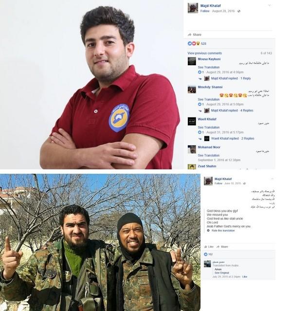 Facebook-Analyse: Zahlreiche syrische Weißhelme sympathisieren mit Terrorgruppen