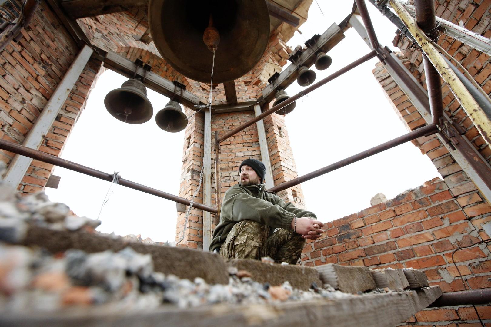 Abzug russischer Militärbeobachter aus der Ukraine: Am Anfang einer ...