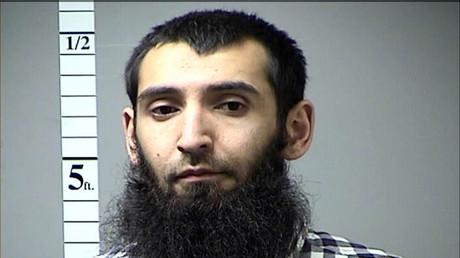 Bei einem Attentat mit einem Kleinlaster in New York hat Sayfullo Saipov am Dienstag acht Menschen getötet.